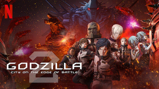GODZILLA City on the Edge of Battle